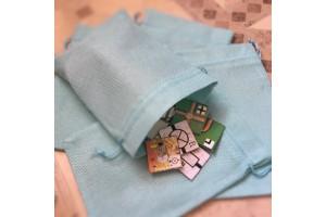 Мешочек для карточек элементов цепи