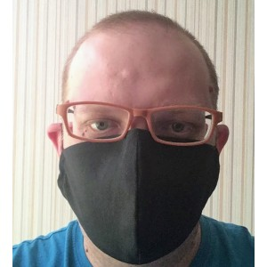 Многоразовая защитная маска (упаковка 5 штук)
